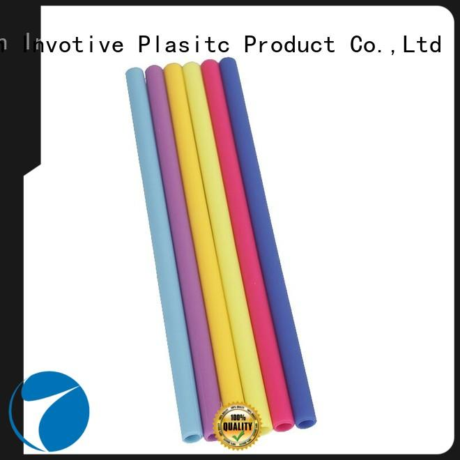 Custom Silicone straw resuable for sale for global market
