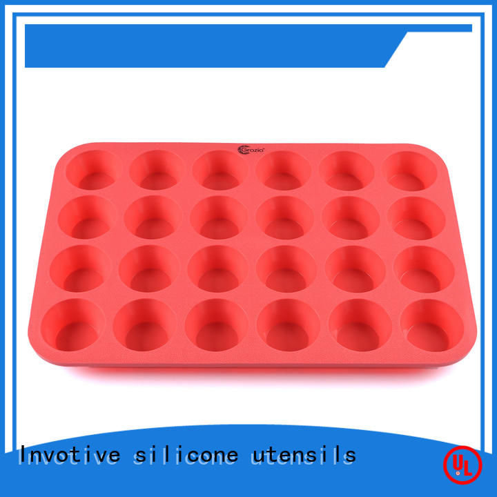 Top silicone baking molds hot selling for business for toddler