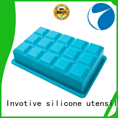 Invotive cone silicone ice mould factory for trade partner