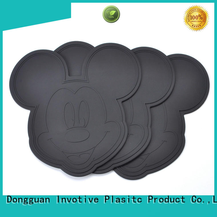 Hot round silicone cake mold promotional Invotive Brand