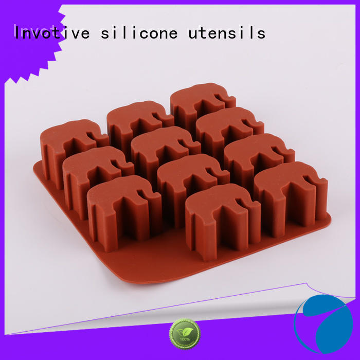 Invotive customized silicone ice trays for business