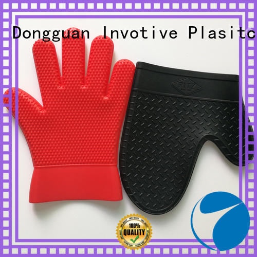 Invotive OEM ODM silicone oven mitts manufacturers for freezer